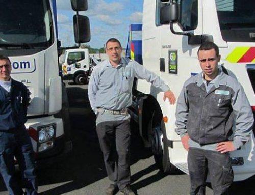 Un personnel dédié au dépannage autoroute